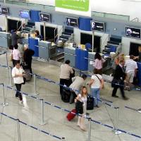 Odprawa na lotnisku: krok po kroku